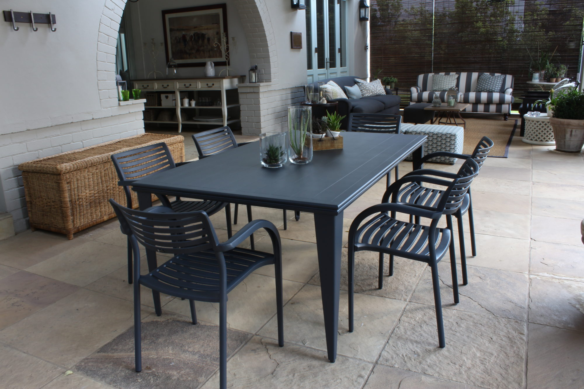 Serengeti Collection 4 - Outdoor Furniture