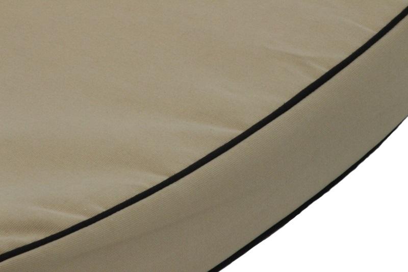 Plain Beige Cushion