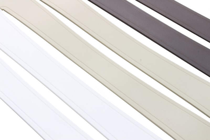 Soft Touch Plastic Swatches